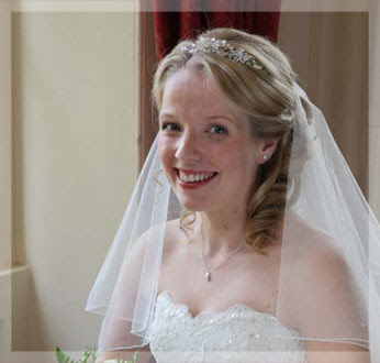 wedding hair shropshire